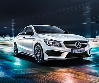 Oferta Mercedes CLA 200 d con Mercedes-Benz Alternative