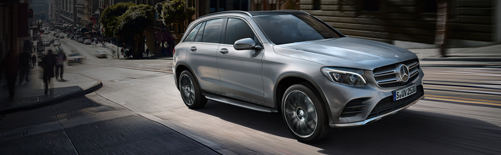 Mercedes GLC SUV